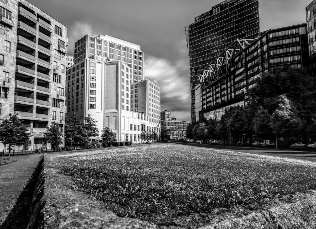 Cityscape From Berlin