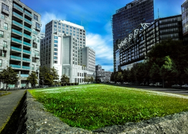 Cityscape From Potsdamer Platz (Berlin 2013)