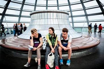 Wondering The Next Move (Berlin 2014)