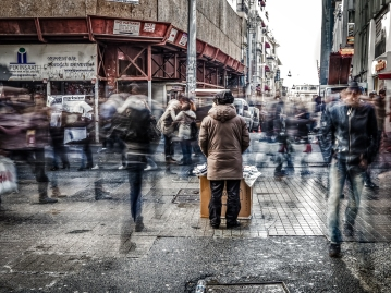The Salesman (Istanbul 2015)