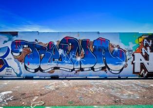 Street Art From Suvilahti (Summer 2013)