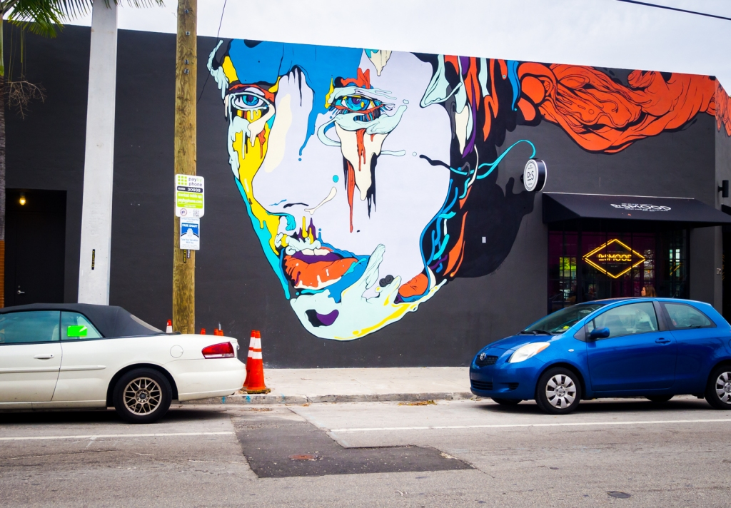 The Face from Wynwood