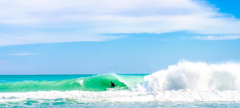 Surfers Escape